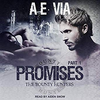 Promises by AE Via Audiobook on pre-order now!