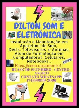 Dilton Som e Eletrônica