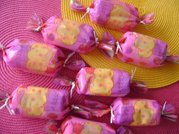 """Lançamento : mini - gâteau avec""""dulce de leche """""""