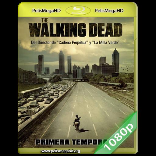 THE WALKING DEAD TEMPORADA 1 COMPLETA (2010) BLURAY 1080P ESPAÑOL LATINO X264-HD