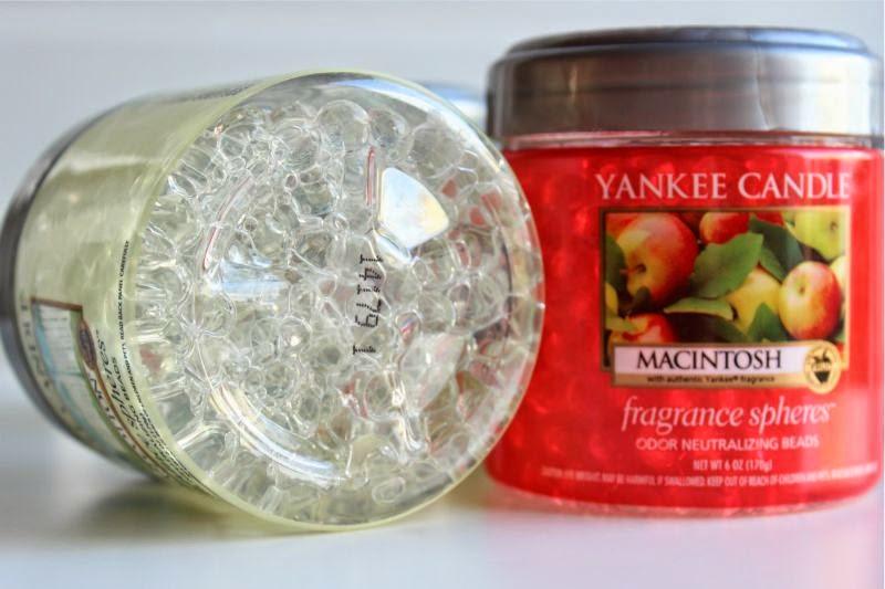 Yankee Candle Fragrance Spheres
