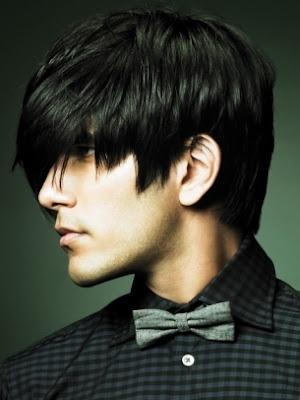 corte pelo moderno hombre