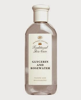 Boots rosewater toner