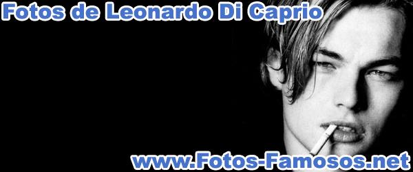 Fotos de Leonardo Di Caprio