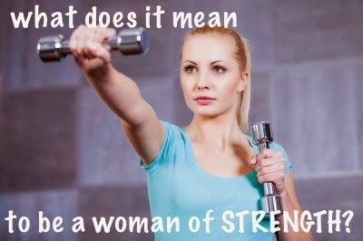 True strength for women