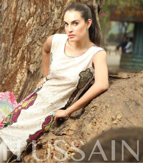 LatestLawnCollection2013 201428229 - Nadia Hussain Lawn 2013 Magazine by Shariq Textiles