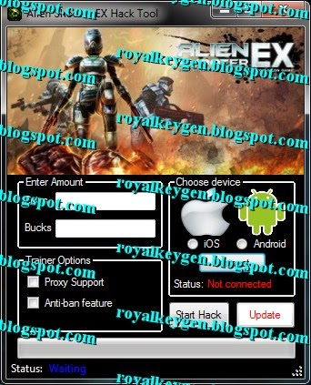 alien shooter ex hack tool and cheats free download no survey hack