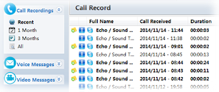 TalkHelper Call Recorder for Skype