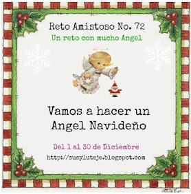 Reto amistoso nº 72 - Ángel navideño