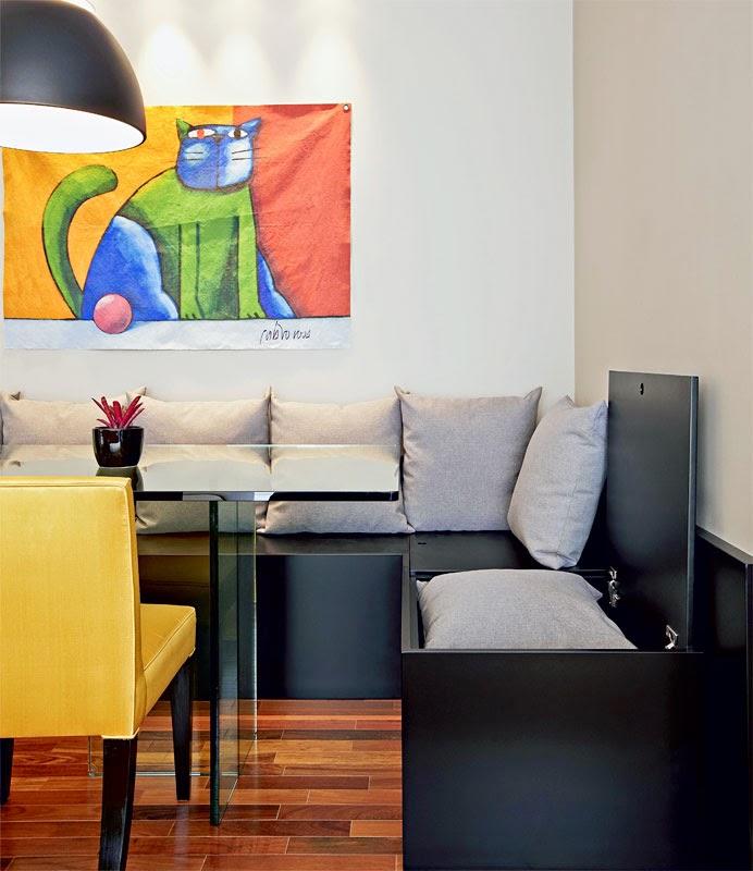Banco Para Mesa De Sala De Jantar ~ Reforma Relâmpago Bancos na Mesa de Jantar
