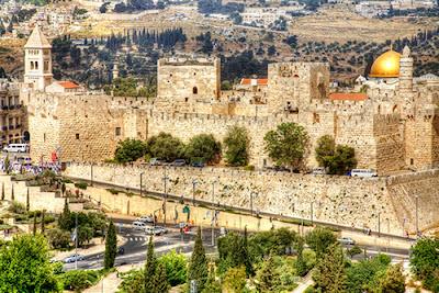 A Construção de Jerusalém