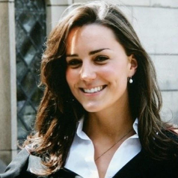 cabelos da princesa Kate Middleton cabelos