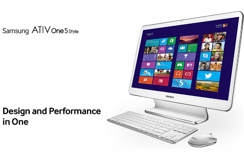 ATIV One 5 Style Touch
