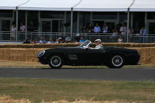 Chris Evans, Top Gear, Ferrari, Classic Cars