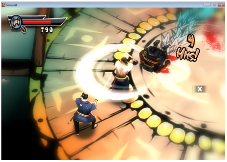 MAZFIED SHARE: Download Gratis Game Samurai Vegence