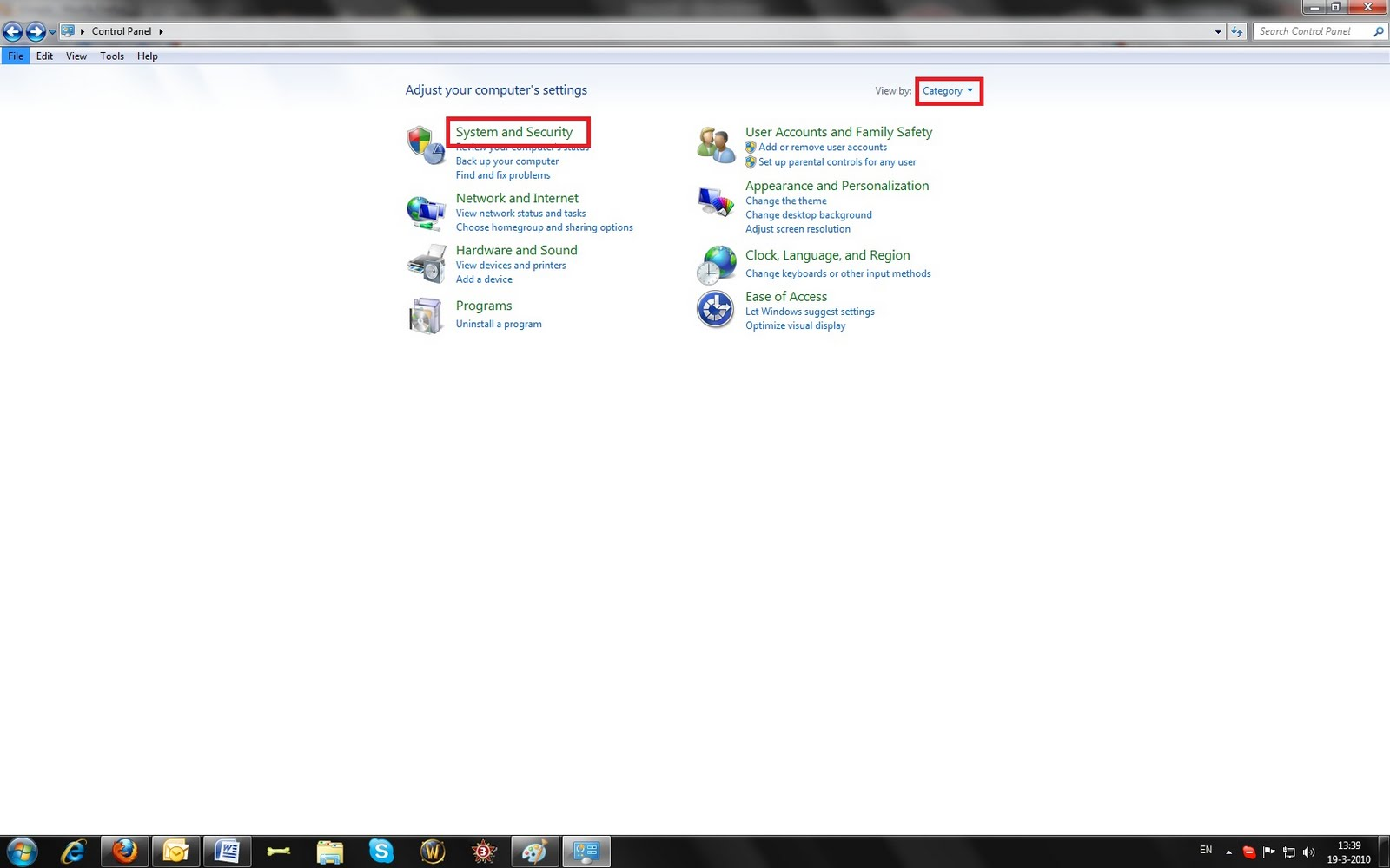 Prevent Internet Access Program Windows 7