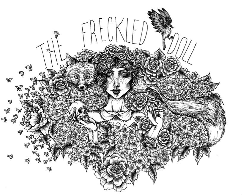 The Freckled Doll