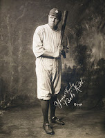 Babe Ruth meaning - In New York Yankees uniform
