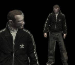 Gta IV Adidas Mod