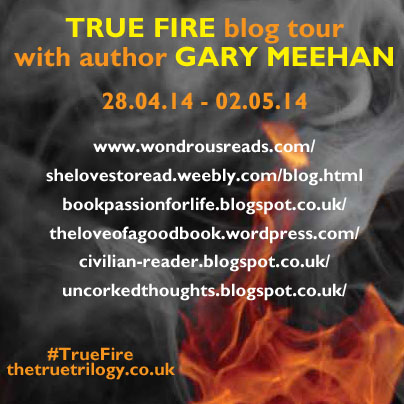 TRUE FIRE Blog Tour