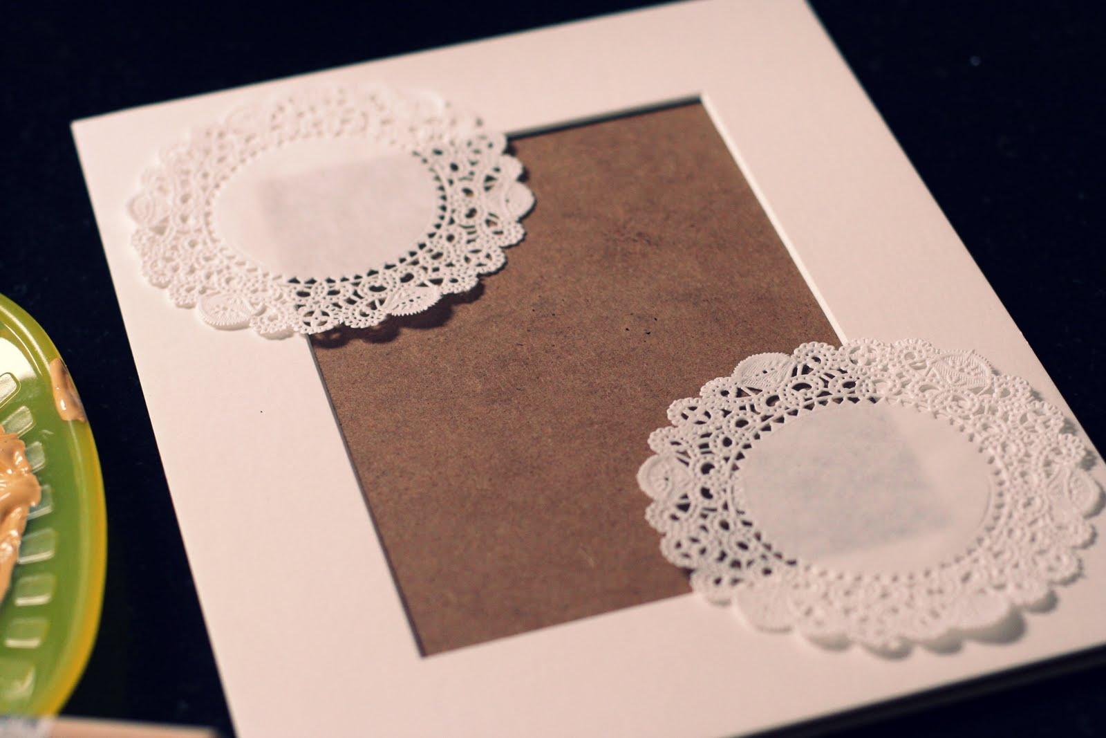 Рамочка из бумаги для рисунка своими руками