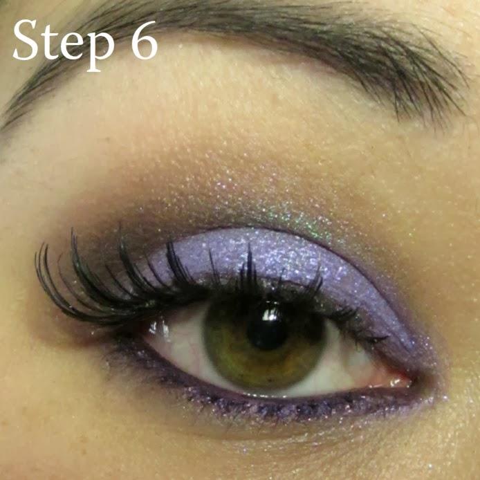 anna sui spring makeup tutorial using faux lash colette false lashes