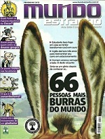 Mundo Estranho  Edio 121  Fevereiro 2012