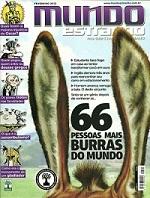 Mundo Estranho – Edição 121 – Fevereiro 2012
