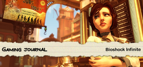 Gaming journal: Bioshock infinite | randomjblog.com