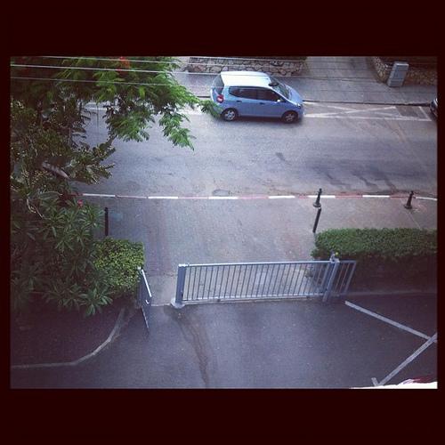 שערים חשמליים לחניה