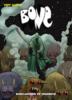 Bone 8 - Buscadores de tesoros,Jeff Smith,Astiberri  tienda de comics en México distrito federal, venta de comics en México df