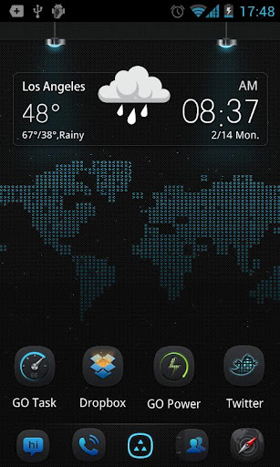 Theme Name : Thank GO Launcher Getjar Theme Android themes download