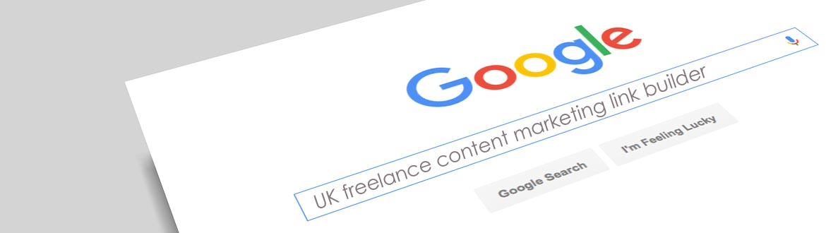 UK Freelance Link Builder
