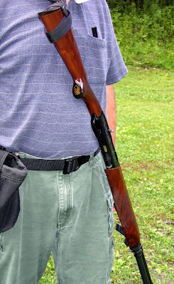 20 gauge shotgun on tactical sling