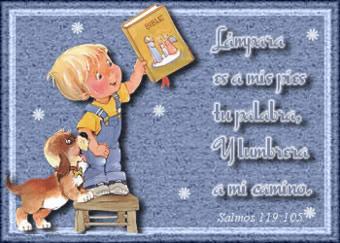 tarjetas animadas con pasajes bíblicas
