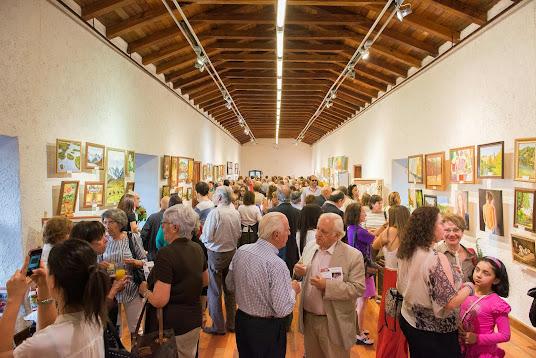 Exposición de Arte y Manualidades 2014
