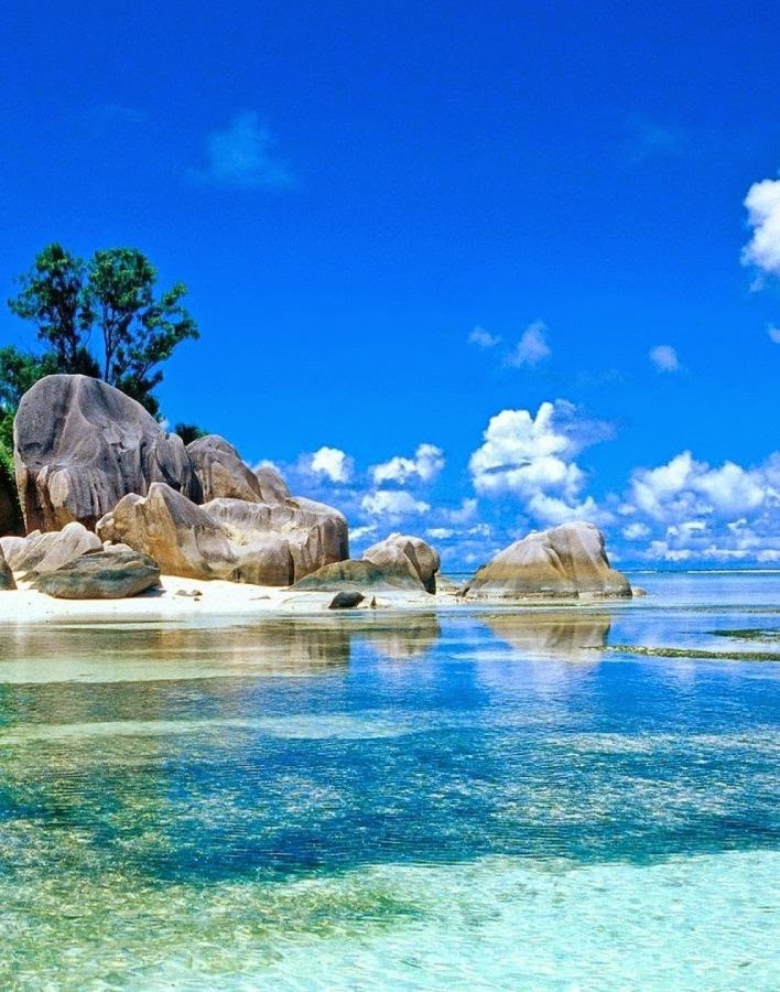 seychelles winter holiday