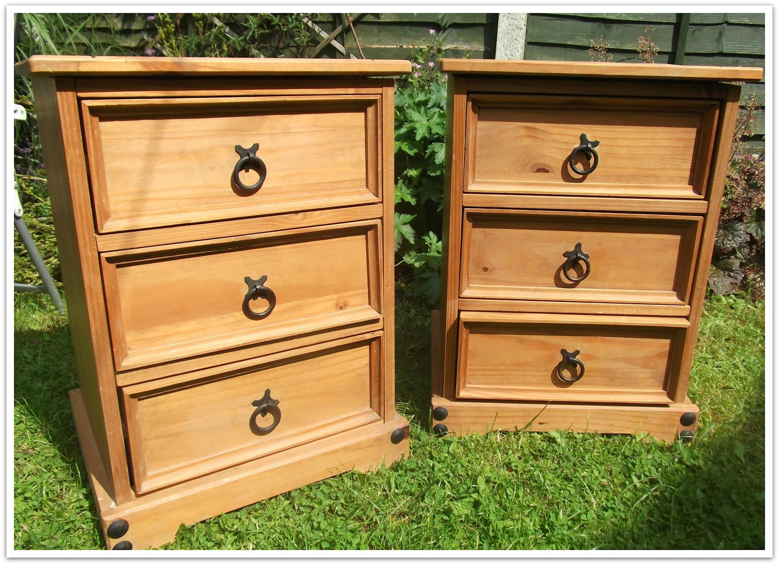 Miss P: Handpainted Furniture - Step by Step