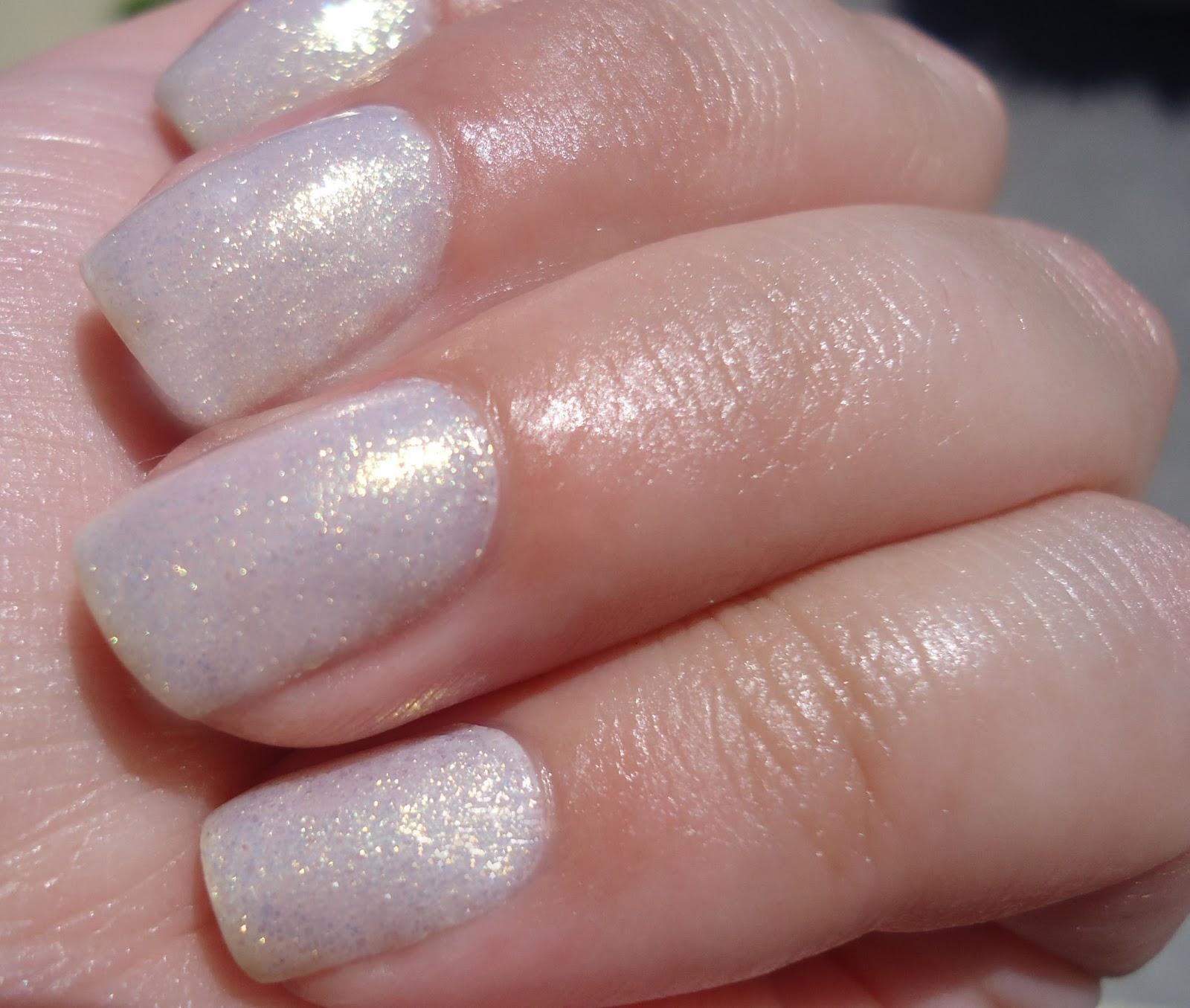 Nail Polish Vixen: China Glaze - White Cap