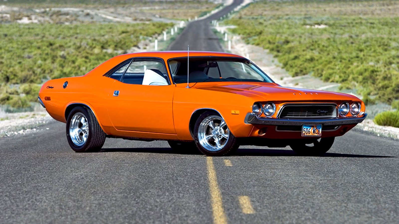 Away From The Things Of Man My Favorite Muscle Cars