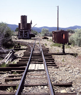 The Sumpter Valley Railroad