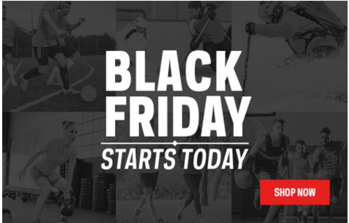 Sportchek Black Friday