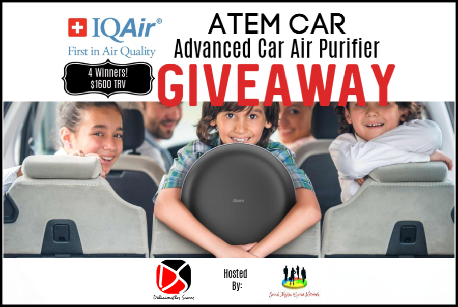 Advanced Car Air Filter Giveaway