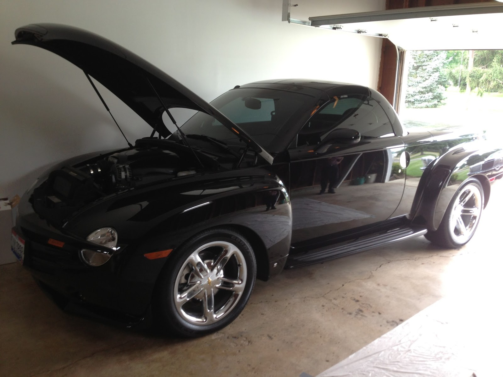 chevrolet ssr battery location  chevrolet  get free image
