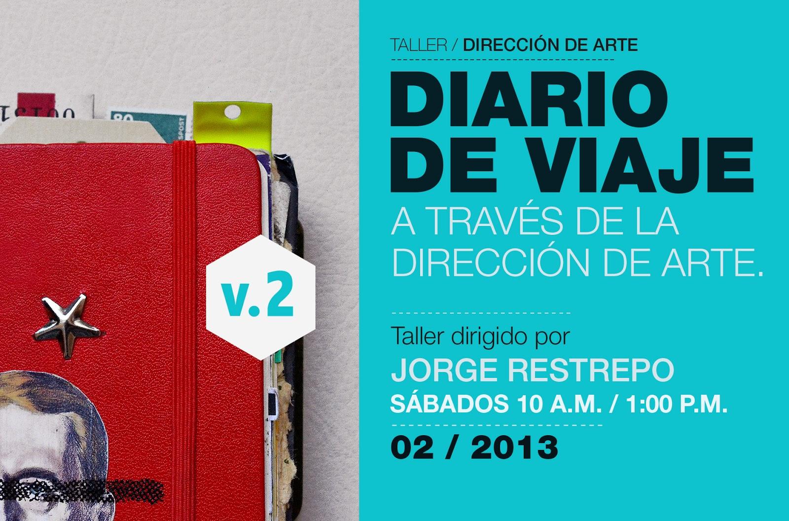 Casatinta taller de direcci n de arte v 2 feb 16 for Taller de artesanias