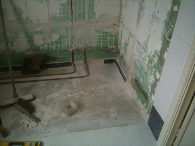 renovation de salle de bain bouge (avant)