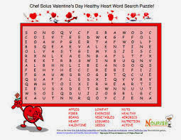 Valentines Word Searches Hard 2