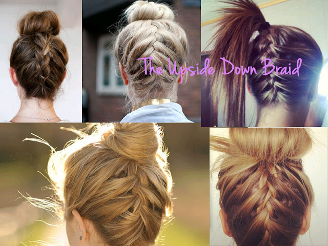 different braids, types of braids, braid, braid bible, how to braid, hair inspiration, hair, hair styles, pretty, hair do, lesimplyclassy, lesimplyclassy blog, le simply classy, le simply classy blog, samira hoque, styling, upside down braid, the upside down braid, upside down braid with bun, braid bun, braided pony, upside down braided pony, upside down braided bun, upside down braided bun