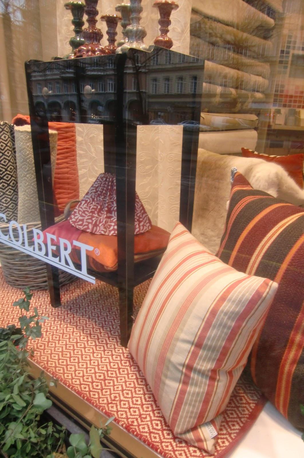 s company les tissus colbert guldkorn f r inredningsn rdar. Black Bedroom Furniture Sets. Home Design Ideas