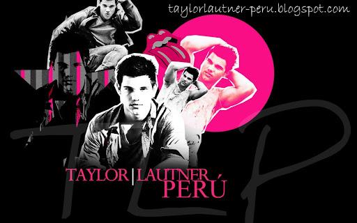 Taylor Lautner Perù